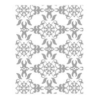 Vintage Wallpaper Textured Impressions Embossing Folder - by Stampin' Up!