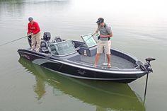 Lund Boats | 202 Pro-V GL Fiberglass Fishing Boats | Professional Grade Fiberglass Walleye Boat, Muskie Boat, Musky Boat | 20' boat | Lund Boats | Lund Boats - Premium Aluminum Fishing Walleye Boats