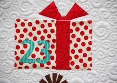 Ahhh...Quilting: Advent Calendar Quilt