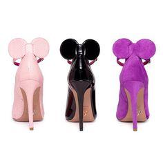 b77f92998613 Oscar Tite - Minnie ear Shoes Minnie Mouse Heels