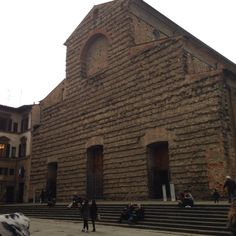 San Lorenzo church, Florence