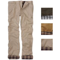 Flannels, Pants and Twill pants on Pinterest