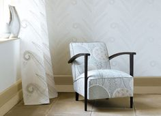 Juniper Wallpaper and Fabric (source Harlequin) Wallpaper Australia / The Ivory Tower
