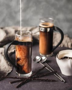 a big tall glass of coffee...is all I need...