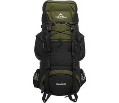 TETON Sports Scout 3400 Internal Frame Backpackis perfectly sized for youth and light backpackers.You won',t believe how comfortable this pack is for the money. Backpacking Gear, Camping Gear, Climbing Gloves, Zombie Survival Gear, Survival Tips, Internal Frame Backpack, Thing 1, Hiking Backpack, Climbing Backpack