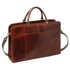 Holy Moly this is expensive. But I like it. I want a professional looking breifcase. I currently am using just ugly re-usable bags. Amazon.com: I Medici Italian Leather Business Chic Women's Briefcases: Clothing