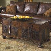 Found it at Wayfair - Marbiel Storage Coffee Table