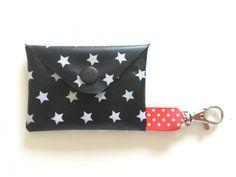 Taschenorganizer - Kotbeutelspender für die Hundeleine - ein Designerstück von Fotokartenundmehr bei DaWanda