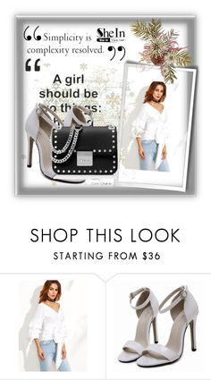 """""""barem 200"""" by chuchachabra ❤ liked on Polyvore featuring WithChic, MICHAEL Michael Kors and topset"""