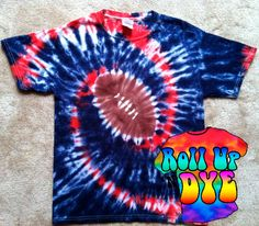 Custom Football Tie Dye T shirt family pack Tie Die Shirts, Diy Tie Dye Shirts, T Shirt Diy, Bleach Tie Dye, Tye Dye, Bleach Art, Diy Clothes Hacks, Clothing Hacks, Diy Tie Dye Designs