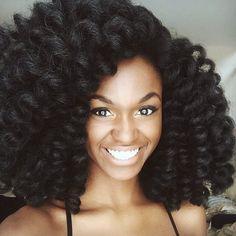 "fckyeahprettyafricans: ""Nigeria hair2mesmerize: "" @kiitana No more bangs! #Hair2mesmerize #naturalhair "" """
