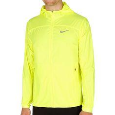 Nike Trainingsjacke Shield Herren - volt/reflective silv