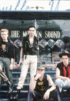 The Clash - Joe Strummer, Paul Simonon, Mick Jones. Joe Strummer, Combat Rock, The Future Is Unwritten, Mick Jones, Punk Poster, Pork Pie Hat, Vogue, Band Pictures, The New Wave