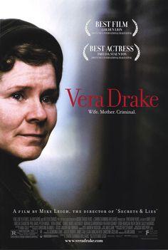 Vera Drake | O Segredo de Vera Drake (2004) - by Mike Leigh