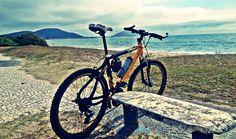 Roteiro de bike em São Francisco do Sul