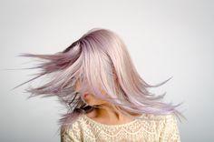 lilac purple pastel hair by www.myonesalonnovi.com