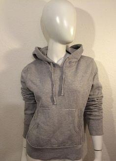 Kaufe meinen Artikel bei #Kleiderkreisel http://www.kleiderkreisel.de/damenmode/pullis-and-sweatshirts-hoodies/116136944-hoodie-kapuzenpulli-kapuzenpullover-hoody-grau-melliert-sport-chillen