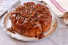 The Ultimate Sticky buns recipe - I have worked a very long time as a baker and hands down this is the best recipe I have ever tried. Make my soft, caramel and pecan Best Ever Sticky Buns without a mixer and no-kneading required! Pecan Recipes, Baking Recipes, Dessert Recipes, Bread Recipes, Pillsbury Recipes, Baking Breads, Mixer, Caramel Rolls, Caramel