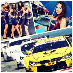 Formido grid girls dit weekend op de DTM races Circuit Park Zandvoort…