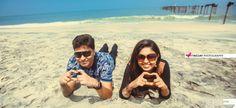 Sruthy Bala + Praveen