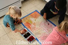 Fall Leaf Art & Activities