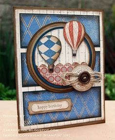 Scrapbook Card by TimberlodgeJ