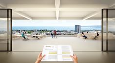 Gallery - Architects for Urbanity Win Competition for Varna Regional Library - 6