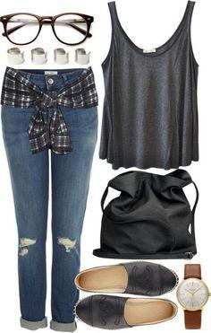 Fall wear :)