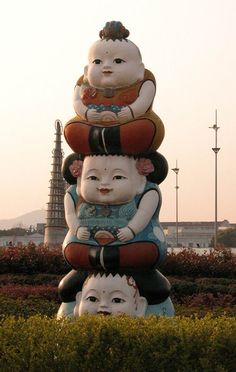 Wuxi Clay Figurines - China culture Chinese Babies, Wuxi, Propaganda Art, Clay Figurine, Folk, Culture, China, Statue, Shapes