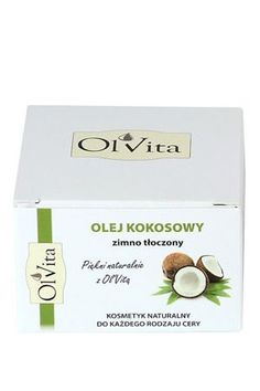 Olej kokosowy kosmetyczny nierafinowany 100 ml 13,80 Place Cards, Place Card Holders