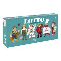 Jeux du Loto Multicolore Londji Adolescent Enfant- Large choix de Jouet et Loisir sur Smallable, le Family Concept Store - Plus de 600 marques.