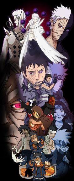 Obito Uchiha - Naruto