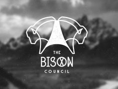 Logo Design: Buffalos and Bisons | Abduzeedo Design Inspiration