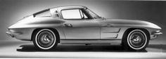1963 corvette sting ray coupe