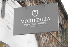 Moriitalia Logo by Scott Lambert at Coroflot.com