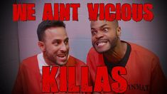 Speeding charges land King Bach and Anwar Jibawi in the slammer, but they ain't killas! #crime #killas #jailtime #kingbach #anwarjibawi #coolstrange #speeding #humor #funny  We Aint Vicious Killas ⋆ Cool Strange https://coolstrange.com/2018/01/03/we-aint-vicious-killas/?utm_campaign=crowdfire&utm_content=crowdfire&utm_medium=social&utm_source=pinterest