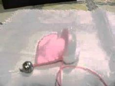 Magie e passioni presenta: tutorial per portachiavi in feltro
