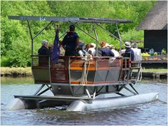 Discover the best boat trips in Norfolk. FREE online guided tour includes seal trips, cruises and Norfolk Broads river trips. Solar Energy, Solar Power, Norfolk Holiday, Norfolk Broads, Best Boats, Solar Installation, White Horses, Alternative Energy, Catamaran