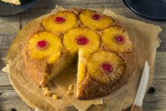 Retro pineapple upside-down cake — Starts at 60 Healthy Chicken Recipes, Soup Recipes, Cooking Recipes, Cake Recipes, Noodle Recipes, Pasta Recipes, Dinner Recipes, Retro Recipes, Vintage Recipes