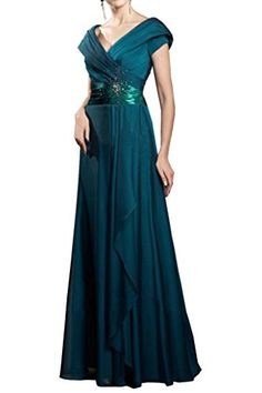Audrey Bride A-Line V-Neck Floor Length Mother of the Bride Dress-16-Dark Blue Audrey Bride http://www.amazon.com/dp/B00TLIEBC0/ref=cm_sw_r_pi_dp_uN3fvb1NFPXKX