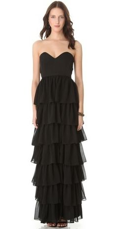 Thayer Tiered Maxi Dress    $356.00