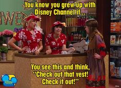 Just about the last good show on Disney Channel. Come on Good Luck Charlie, stay good!