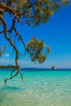 Isles of Pines, New Caledonia