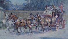Lionel Dalhousie Roberston Edwards (1878-1966) Original Painting Horse Signed Equestrian, Original Paintings, Horses, Oil, Signs, The Originals, Antiques, Animals, Ebay