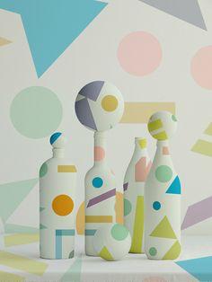 Hello Pattern from Judy Kaufmann. more art inspiration at jojotastic.com