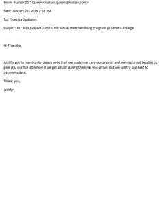 PAGE 3 OF EMAIL EXCHANGE