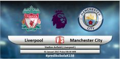 Prediksi Bola - Liverpool Vs Manchester City