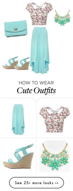 """""""Cute outfit #4"""" by ximena-c on Polyvore"""