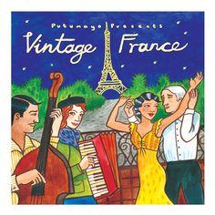 Putumayo's Vintage France