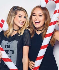 Merry Christmas from zoe and tanya Elegant Christmas, Merry Christmas, Kurt Hugo Schneider, Zoella Beauty, Sisters Goals, Mirror Hanging, Tanya Burr, Zoe Sugg, British Youtubers